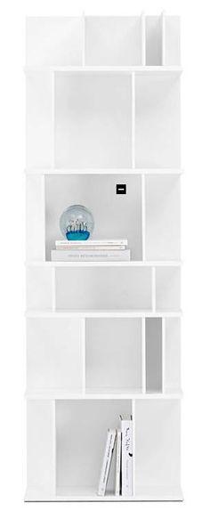Bo Concept - White Shelves