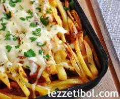 Fırında Patatesli Tavuk Ve Şehriyeli Tavuk Çorbası | Lezzetibol