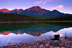 Sunsets with mountains and lake | Mountains Sunset Lake Mountain red sunset lake soft