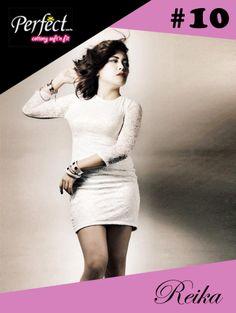 Reika Eunice Ibasco #PerfectPads #OOTD Entry