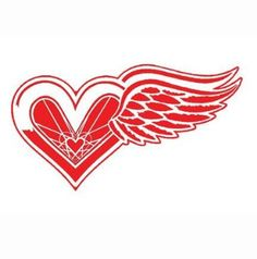 Detroit Red Wings I pinned this for you KD Detroit Sports, Detroit Lions, Sports Teams, Detroit Hockey, Detroit Red Wings, Red Wing Logo, Wings Wallpaper, Hockey Girls, Hockey Mom