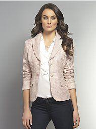 Women's Suit Jackets & Vests - New York & Company