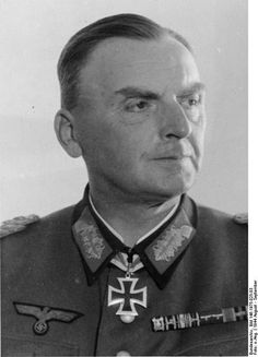 Heinrich Kittel (31 October 1892 – 5 March 1969) was a highly decorated Generalleutnant in the Wehrmacht during World War II. He was also a recipient of the Knight's Cross of the Iron Cross. The Knight's Cross of the Iron Cross was awarded to recognise extreme battlefield bravery or successful military leadership. Heinrich Kittel was wounded and captured by American troops on 22 November 1944 during the Battle of Metz. He was held in captivity until 1947.