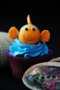 nemo cupcake