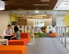 Macquarie Banks Green Office
