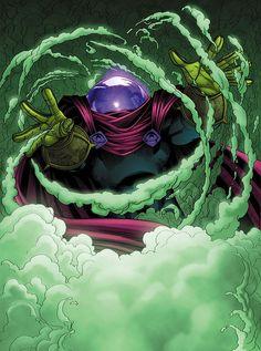 The Master Illusionist - Mysterio
