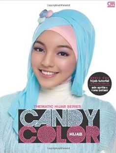 Thematic Hijab Series Electric Youth Hijab by Ade Aprilia