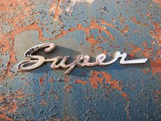 "Chromeography - ""1950s"" - photos of emblems, badges, logos on cars & other…"
