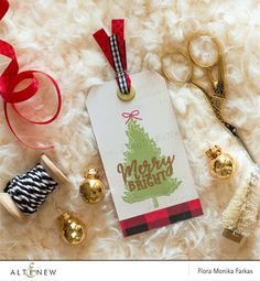 In My Creative Opinion: The 25 Days of Christmas Tags 2017 - Day 5