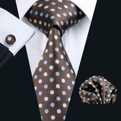 80a081631156 Coordinating brand new silk tie set. Includes tie