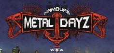 Hamburg Metal Dayz 2015 - Am 25. und 26. September 2015 halten die Hamburg Metal Dayz wieder Einzug in die Markhalle in Hamburg. Zehn Bands stehen für den härtesten Event des Reeperbahn Festivals bereits fest.