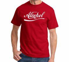 Enjoy Alcohol Parody Shirt