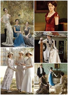 Love, love, love, love, LOVE this show! #DowntonAbbey