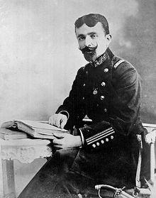 Der türkische Kriegsminister Enver Pascha - Enver Pasha - Wikipedia, the free encyclopedia