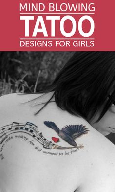 50 Mindblowing Tattoo Designs For Girls