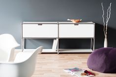 Working I Office I Home I Interior I Shelf I Furniture I Sideboard System 180 - Design Made in Berlin