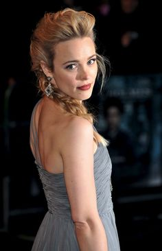 Rachel McAdams I love how beautiful, quirky and individualistic she is