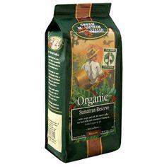 Green Mountain Coffee Fair Trade Organic Sumatran Reserve, 10 Ounce Bag - http://goodvibeorganics.com/green-mountain-coffee-fair-trade-organic-sumatran-reserve-10-ounce-bag/