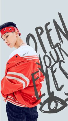 Miga open your eyes Ten - Nct U Wallpaper Telephone, K Wallpaper, Capitol Records, Winwin, Taeyong, Jaehyun, Nct The 7th Sense, Luhan, K Pop