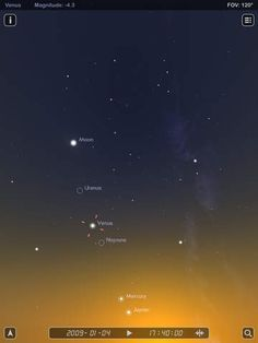 FREE APP FOR iPHONE & IPAD. Star Rover HD - Stargazing and Night Sky Watching by EEFan Inc.