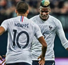 Paul pogbakylian mbappe @paulpogba @k.mbappe29 @equipedefrance #roadtorussia #worldcup #2018 #france #fullsquad #usehashtag #equipedefrance #roadtorussia #worldcup2018 #football #francefans #goals #fiersdetrebleus #malappuramkaar #kozhikottukar #football #throwbackthursday #friday #football #likeforlike #troll #instagram #griezmann #paulpogba #dembele #embappe #varane #hugolloris #giroud #umtiti #1 #2 #14