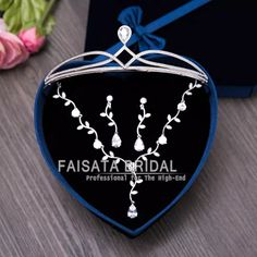 Bridal Jewelry Sets Crystal Bridal Tiaras Wedding Necklace Earrings Hair Jewelry Wedding Jewelry Sets Crown High Quality Bridal Jewelry Sets Bridal Crowns 2017 Wedding Jewelry Sets 3pcs Online with $57.14/Piece on Faisata's Store | DHgate.com