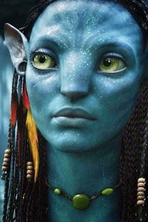 Blonde Basket: Get The look 'Avatar'