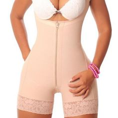 Maidenform Sleek Smoothers Short Taille Haute Sculptant et Amincissant Femme