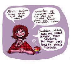 sarjisblogi<3 finnish comic