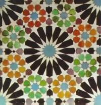 Taprats - Computer-generated Islamic star patterns