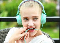 1pcs Wired Stereo headphone China StyleTop 10 Earphone Wireless Headset Handsfree Used Phone Computer Game With Music