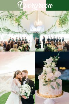 This emerald green color palette is perfect for fall and winter weddings! Super refreshing and eye catching! How dreamy was this space? Green Colour Palette, Color Palettes, Green Colors, Orlando Wedding Venues, Florida Wedding Venues, Tuscan Wedding, Winter Weddings, Central Florida, Event Venues