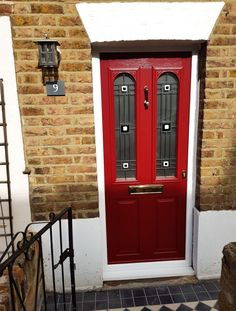 Anyone else ready to make a bold first impression with their front door