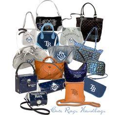 Tampa Bay Rays - Cute Handbags