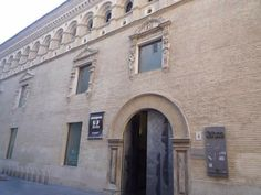Casa de los Morlanes, Zaragoza España