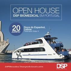 Apresentação Oficial da DSP Biomedical em Portugal