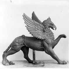 griffin sculpture - Google Search