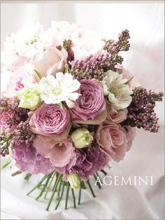 Wedding bouquet - AGEMINI