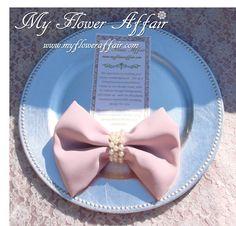 Wedding flowers and custom linens by My Flower Affair. www.myfloweraffai... wedding flowers, wedding decor, wedding flower centerpiece, wedding flower arrangement, bouquet