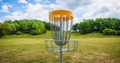 Course Development - Innova Disc Golf