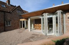 Hardwood Bifold Door Gallery | Timber Sliding Folding Door Photos - Clifton Joinery