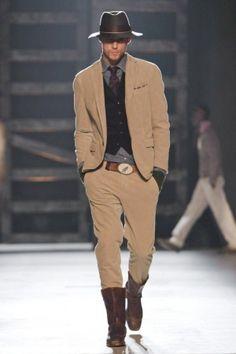 Michael Bastian Menswear Fall Winter 2013 New York
