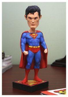 DC Classics Superman Head Knocker