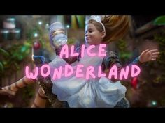 Alice In Wonderland, The Creator, Apps, Sparkle, Youtube, App, Youtubers, Youtube Movies, Appliques