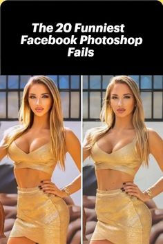 The 20 Funniest Facebook Photoshop Fails..OMG