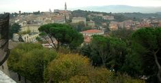 Panorama of Perugia  Photo by Theodosis Chris � National Geographic Your Shot