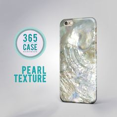 Pearl Texture iPhone 6 Case Abalone iPhone 6 Plus Case by 365case