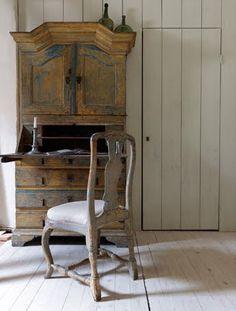 DESDE MY VENTANA: Para los amantes del Estilo Gustaviano / For the Swedish Antiques Lovers