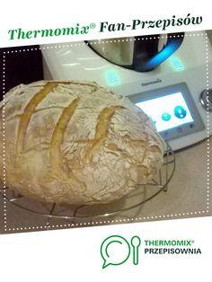 Chleb wiejski pszenny. jest to przepis stworzony przez użytkownika seull. Ten przepis na Thermomix<sup>®</sup> znajdziesz w kategorii Chleby & bułki na www.przepisownia.pl, społeczności Thermomix<sup>®</sup>. Baked Potato, Potatoes, Bread, Baking, Ethnic Recipes, Kitchen, Food, Kitchens, Thermomix