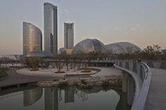 Nova Ópera em Jinan,© Philippe Ruault